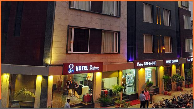 Triple A Rental >> Hotel Gulnar Karol Bagh Delhi | Best 3 Star Hotels in Delhi