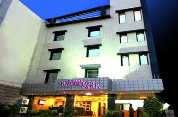 Hotel Kingston Park Karol Bagh Delhi 3 Star Hotels In